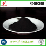 Powdered Activated Carbon for Absorbing Petroleum Products and Treatment of Sewage