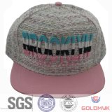 Knitted Fabric Fitted Cap