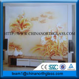 2016 Digital Printing Over Sized Glass Tops Supplier