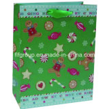 Customized Designs Christmas Paper Bags