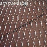 Fall Security Cable Mesh Nets Ss River Cable Screen