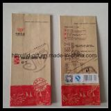 Customized Colorful PE Coated Paper Food Packaging Bag