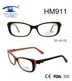 New Arrival Cute Glasses Acetate Optical Italian Eyewear (HM911)
