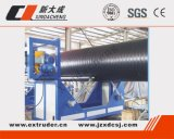 HDPE Huge Calibre Hollowness Wall Winding Pipe Extrusion Line