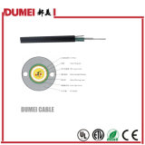 8 Cores Gyfxtw Outdoor Center Tube Type Optical Fiber Cable for Network
