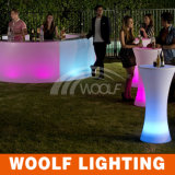 Party Events Illuminated Modern Cocktail LED Table