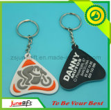 Fashion PVC Keychain Cute 3D Rubber Keychain (F-06)