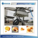 Full Automatic Filled Custard Cake Production Line