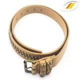 2015 Fashion and New Design Ladies Rivet Leather Belt (HJ0415)