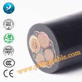 H07rn-F 4X50mm2 Flexible Rubber Cable