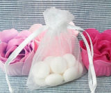 Hot Selling Packaging Pouch Soap Organza Bag