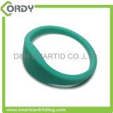 HF 13.56MHz Eco-Friendly Custom Passive RFID Wristband