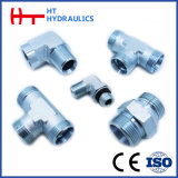 Trivalent Chromium Male Female Hydraulic Hose Fitting Adapter
