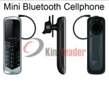Mini Bluetooth Cell Phone, Earphone with Bluetooth , MP3 Player (BM50)