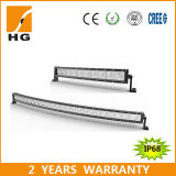 Marine 240W Single Row CREE Curved LED Offroad Light Bar