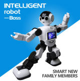 2016 Rk01 Intelligent Robot Boss Waterproof Robot Early Education Robot