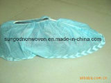 Disposable CPE PE PP Nonwoven Overshoes