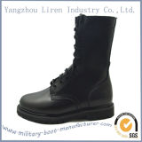 Good Quality Top-Grade Leather Military Boots Made in China