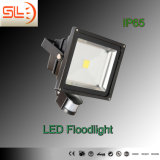 Outdoor Gray Colour 30W IP65 LED Floodlighting