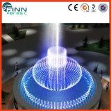 Original Design Outdoor Digital Control Musical 3D Water Fountain