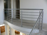 Quality Stainless Steel Staircase Rod Balustrade with 304/316 Stainless Steel