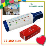 Medical Plastic Peak Flow Meter