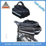 Shoulder Waterproof Bicycle Bike Rear Seat Handbag Pannier Trunk Bag