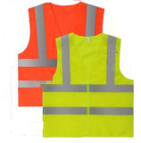 Wholesale Traffic High Visiblity Reflective Vest with En20471