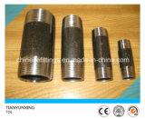 NPT/Bsp Male Threaded Stainless/Carbon Steel Nipple
