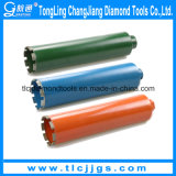 High Quality Diamond Core Bits for Hardened Steel Laser Welded