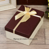 Customized High Quality Fashion Design Gift Box with Ribbon