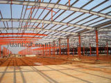 Steel Structue Warehouse (SC-002)