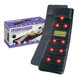 Massage Mattress Pad with Heat