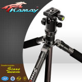 Professional Portable Camera Tripod for Sony Canon Nikon Q-3428z+Q-02