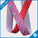 Hellokitty Design Printed Grosgrain Tape for Garments/Gifts/Bags
