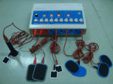 Professional 10channels Ultrasound Therapy Machine with Tens, Heating and Vacuum Cupping