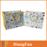 Middle Size Gift Packaging Paper Shopping Bag