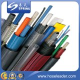PVC Plastic Reinforced Spiral Suction Powder Water Hose