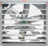 36′high Quality Hammer Weight Type Exhaust Fan for Greenhouse