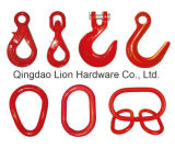 a-345 Red Weldless Alloy Master Link