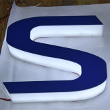 LED Full Lit Acrylic Letters Signs