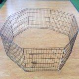 China Supply 8 Panel Heavy Duty Pet Dog Fence