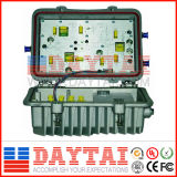 Outdoor CATV Field Trunk Amplifier with Agc
