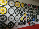 Full Range Sizes of Pneumtic Rubber and PU Foam Type Bicycle Wheel for Children and Adults