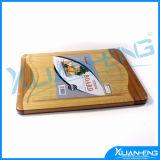 Surfboard Shaped Bamboo Cutting Board Kitchen Bamboo Board with LFGB