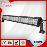"""21"""" 120W 9600 Lm LED Light Bar with 3W High Intensity CREE LEDs"""
