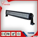 Hot Sale 21.5inch 120W CREE Curved LED Light Bar