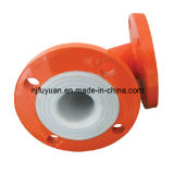 Plastic Lined Elbow (OEM service supplied)