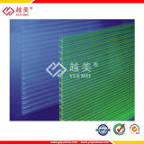 UV Resistant Twin Wall Polycarbonate Hollow Sheet Price