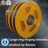 Hot Rolled Sheave Pulley Block for Hoisting Equipment